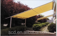 Outdoor Remote Control Retractable Roof Canopy Awning Systems