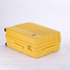 high quality aluminum luggage case set hard case luggage bag
