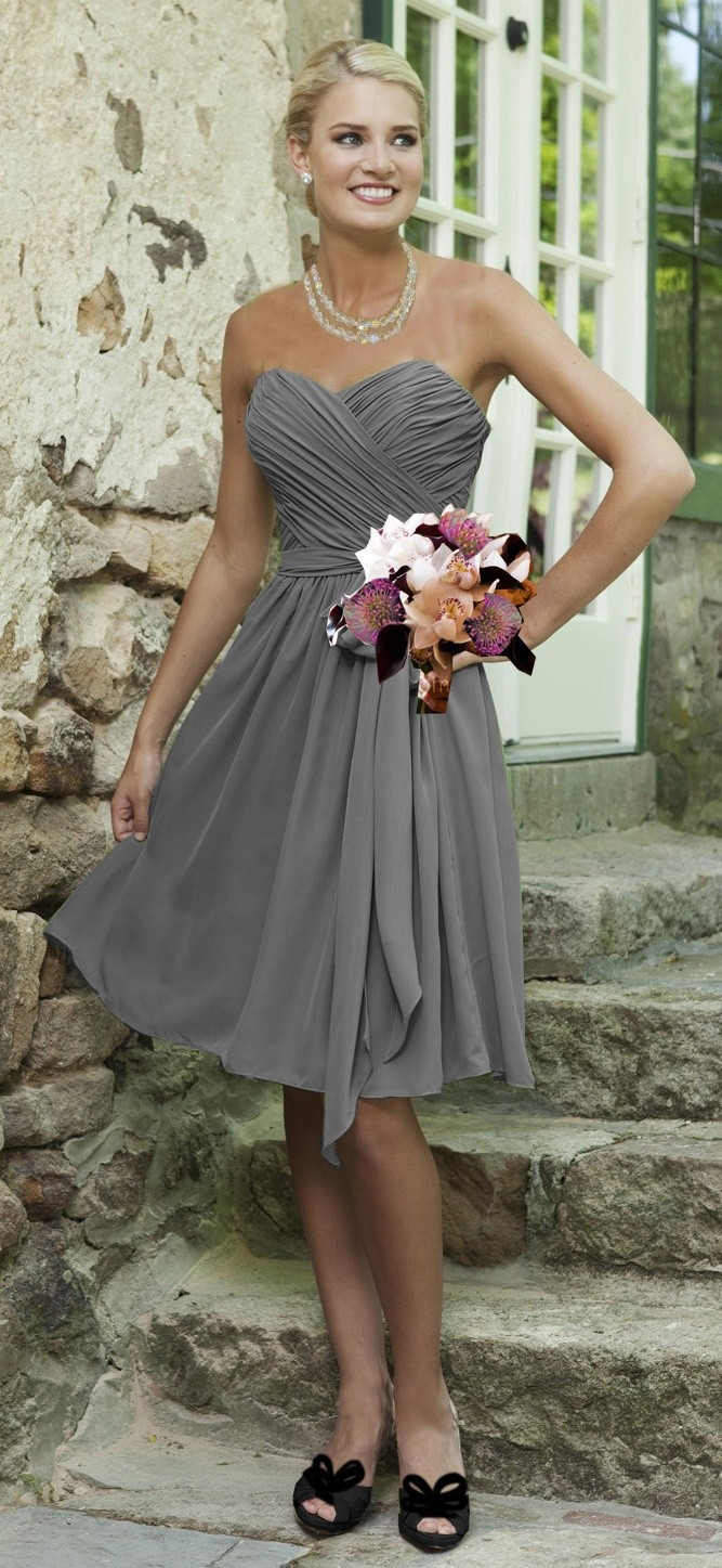 What Color Shoes To Wear With Purple Bridesmaid Dress