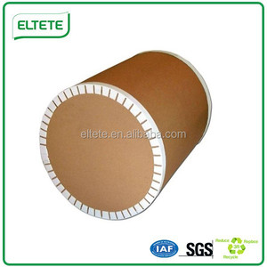 Steel Coil Packing by Paper Circle Edge Protector