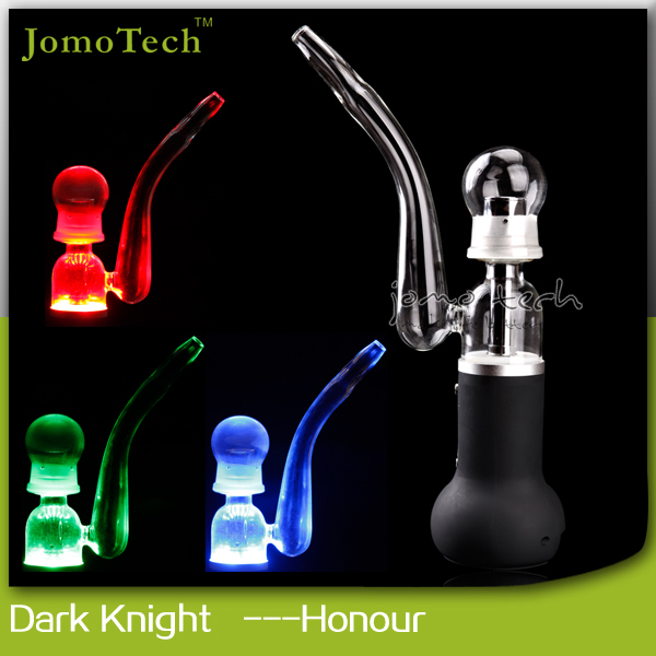Wholesale new ecig mod meth glass pipe dry herb vaporizer mod kit vape dark knight honour Jomo high quality vaporizer box mod
