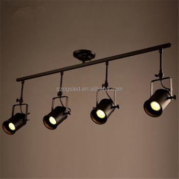 Lampe Pendentif Buy Projecteurs Industrielle Luminaire Suspendu Vintage Led4 Industriel Lumière Intérieurs suspension Fer yIbmY7gfv6