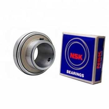 Top quality NSK SA208 insert bearing with bearing housing