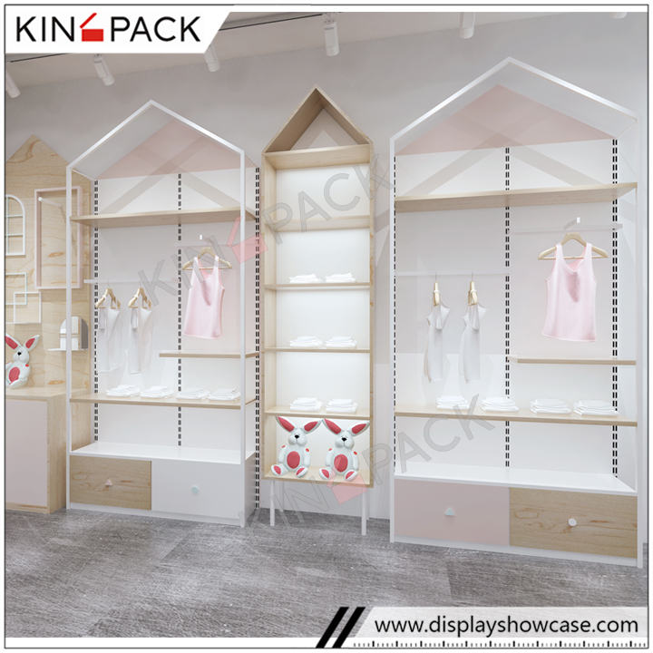 9e7e437f97c Fashion design kids clothes shop interior design ideas ,baby clothes  display stand for clothes shop