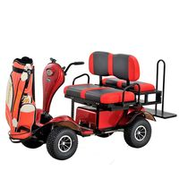 Chinese Quality 2 Seat 4 Wheel Mini Small Airport Electric Utility Vehicles Classic Cars Club Golf Carts Bus Scooter Dune Buggy