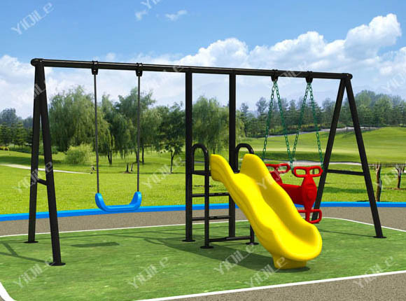 Most Popular Lowest Playground Equipment Swing Set Outdoor