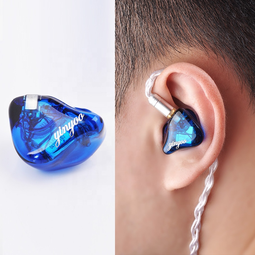 High quality sound noise cancelling fashion sport earphone