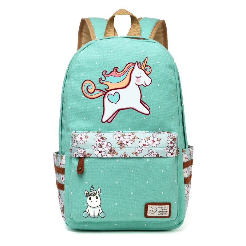 back bags Unicorn junior high <strong>school</strong> red backpack original cute backpacks for high <strong>school</strong>