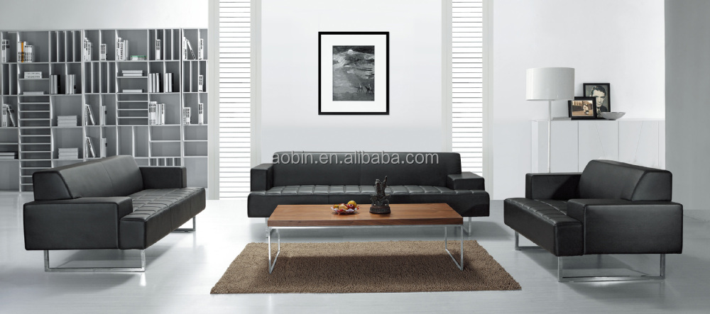 Spain Barcelona Chair Sofa Ottoman
