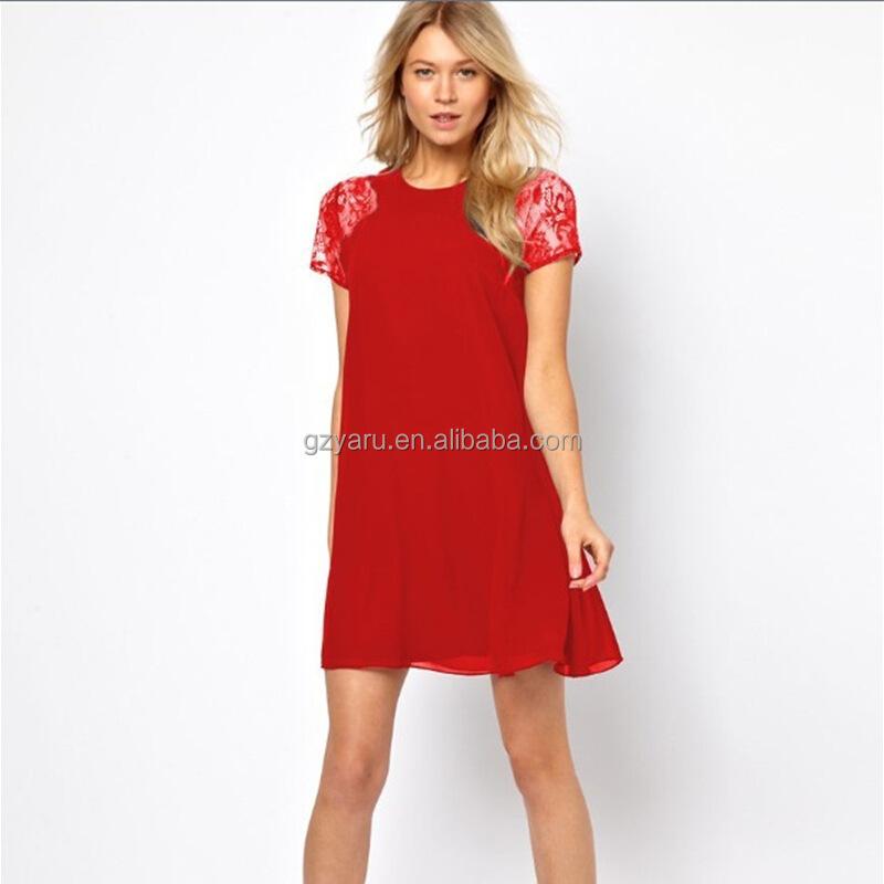 New Fashion Design Semi Formal Summer Dresses Girls Sex Dress Photos