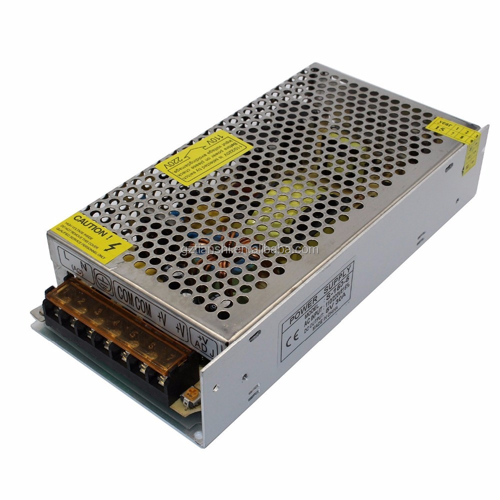 Model S-150-5 DC 5V 30A 150W Universal Switching Power Supply