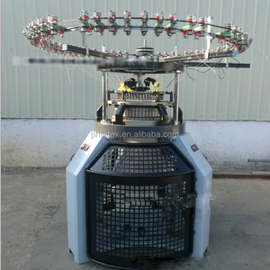 High speed Single jersey body size circular knitting machine