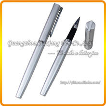 JD-C925 promotional metal logo liquid free ink roller ball pen