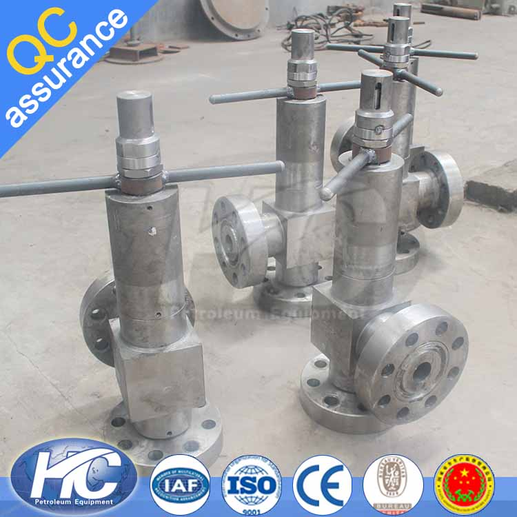 Hot selling steam boiler safety valve / pressure safety valve for safety relief pressure