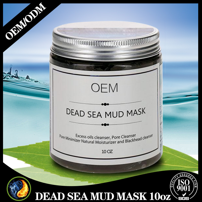 Israel Mineral Dead Sea Mud Mask 8.8 OZ for Female Face And Body Skin Care
