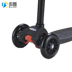 2018 kids pedal scooter children for 4 years old with pu wheel