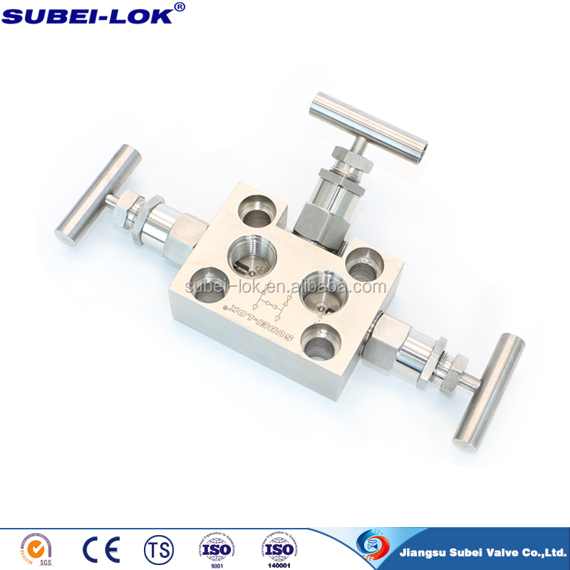Inconel 3 Way Valves Manifold High Quality