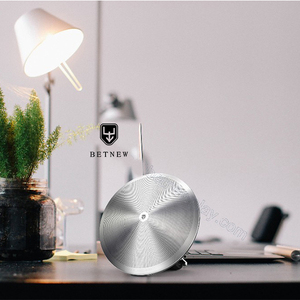 Betnew 2018 hot new innovative products A5 full metal Blue tooth 4.0 Speaker, wireless stainless steel speaker with Built-in Mic