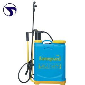 GF-20S-02Z Best quality Factory adjustable 20L Knapsack operated sprayers pump for agriculture and Garden tool machine
