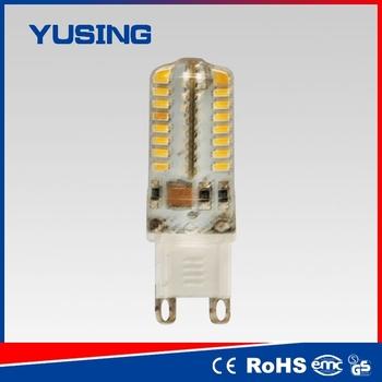 China Market In Dubai Led Capsulation G9 Bulb G9 Led Light Bulb 3w ...