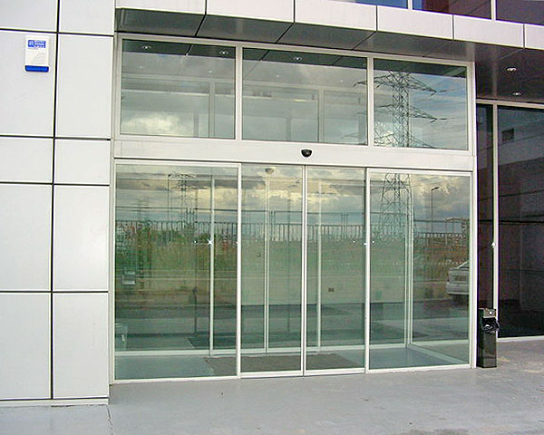 Alibaba china new product residential automatic sliding for Residential sliding doors