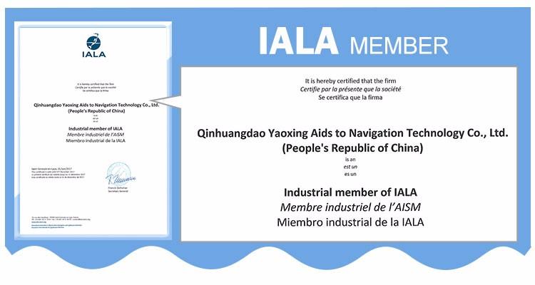 Iala Certified Safe Marker Buoy Coastal Buoy Seacoast Buoy
