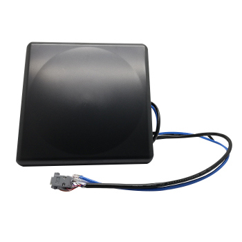 Parking sensors 12dbi antenna rfid long distance UHF integrated reader/writer car tracking device