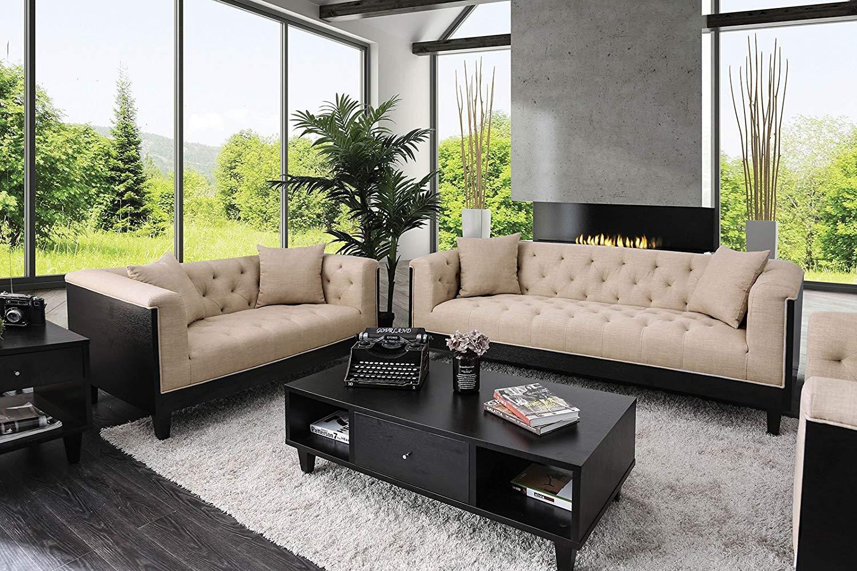 Awesome Cheap Tufted Sofa Set Find Tufted Sofa Set Deals On Line At Creativecarmelina Interior Chair Design Creativecarmelinacom