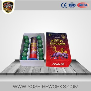 Cylinder Single Artillery Shells Fireworks