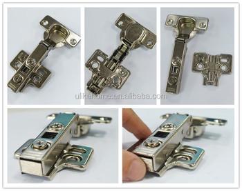 Full Overlay 3D Hinge Iron Steel 3D Adjustable Cabinet Door Hinge
