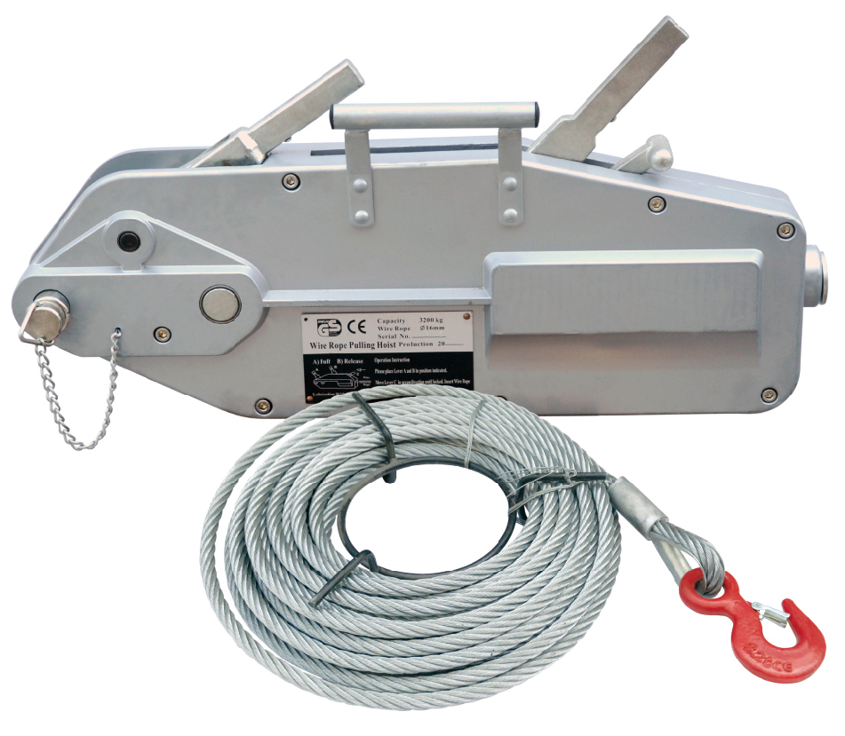 Tiange Wire Rope Pulling Hoist Wire Rope Pulling Winch - Buy Wire ...