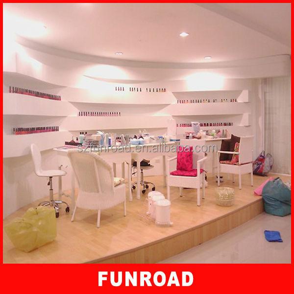 modern unique retail salon shop boutique interior design for hot