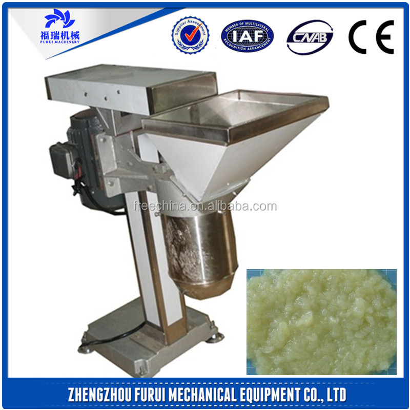 Best selling industrial fruit vegetable puree machine/ginger garlic paste making machine
