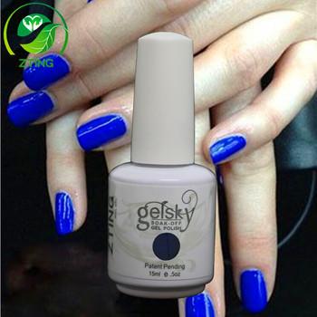 Zting Hot Nail Polish Color Names Natural Organic Nail Polish China ...
