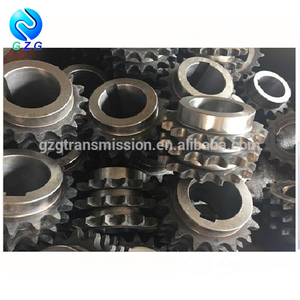 Chinese high quality ansi standard sprocket for pulsar