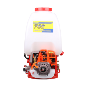 TU26 2 Stroke High Pressure Motorized Gasoline Knapsack Power Sprayer