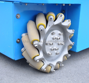 200mm Aluminum heavy duty mecanum wheels/ best quality