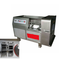 stainless steel fresh meat Saw Cutter/frozen electric meat cutter machine