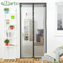 Amazon Hands-free Magic Mesh Sell Well Folding Magnetic Screen Door
