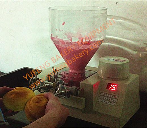 Bread Cake Donut Cream Injector Cream Filling Machine