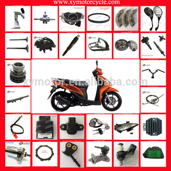 China Wholesale Original Scooter 50cc Plastic Parts For
