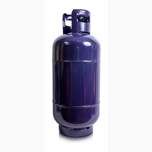 Alibaba China Factory 19kg 44L Used LPG Gas Tank For Cooking