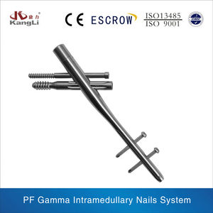 PFNA Gamma Intramedullary Nails trauma implant orthopaedic instrument