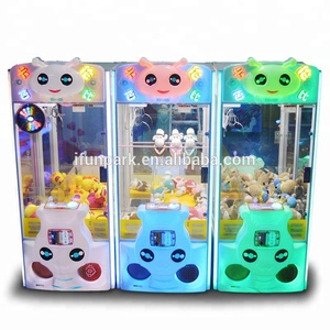 Ifun park Kawaii crane doll machine coin operated entertainment for sale slot machine