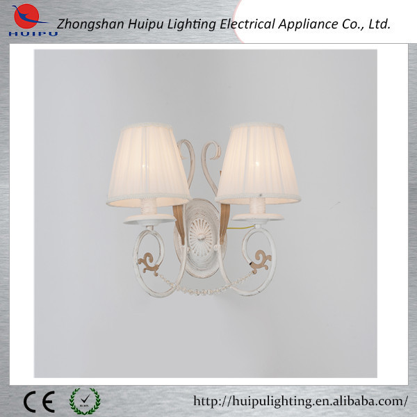 New Style Plastic Lamp Shades Wall Lamp White Bedside Lightings ...