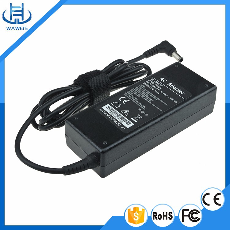 Laptop charger for asus eee pc converter 16v 4a for laptop charger for Sony