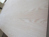 Quality natural Red oak veneer MDF board,wood grain MDF sheet,veneer fancy MDF