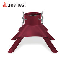 Metal Ornament Christmas Tree Stand For Real Trees