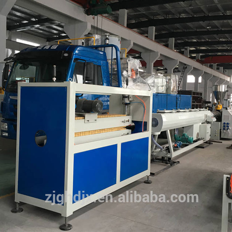 Tube Extrusion Machine/ Plastic Tube PVC pipe Extrusion Machine
