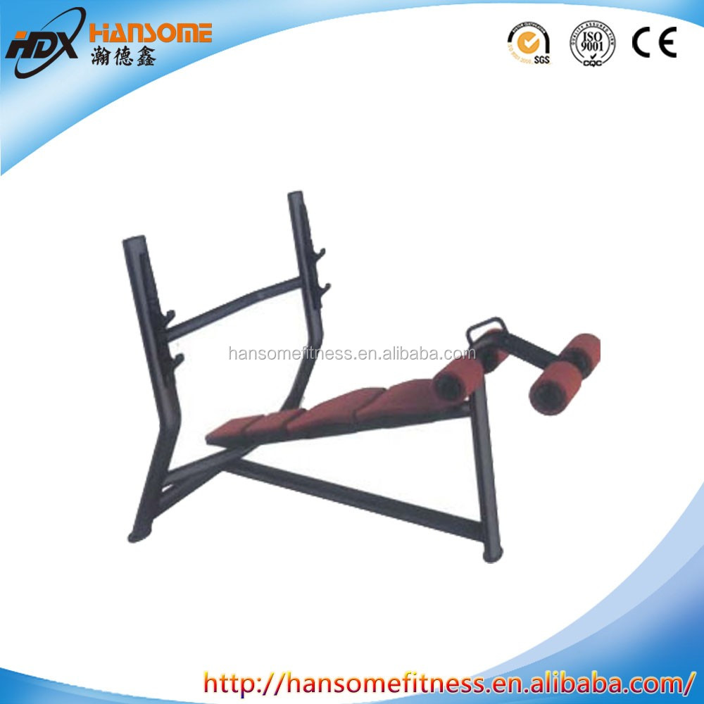 adjustable decline abdominal bench Free Weight Equipment Decline Bench